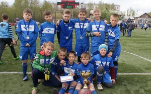 Кубок Победы выиграли ангарчане!