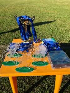 В Слюдянке состоялся турнир по футболу на кубок главы Слюдянского муниципального образования!