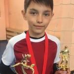 лучший бомбардир: ПОЛЯКОВ Богдан